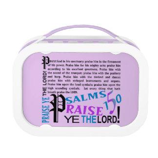 Fiambrera - salmos 150
