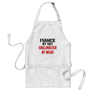Fiance Grillmaster Adult Apron