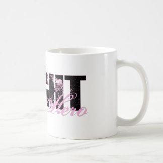 Fiance Hero - Fight Breast Cancer Classic White Coffee Mug