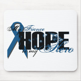 Fiance My Hero - Colon Cancer Hope Mouse Pad