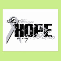 Fiance My Hero - Lung Hope Postcard