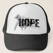 Fiance My Hero - Lung Hope Trucker Hat