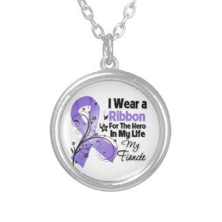 Fiancee Hero in My Life Hodgkin's Lymphoma Jewelry