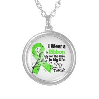 Fiancee Hero in My Life Lymphoma Ribbon Jewelry