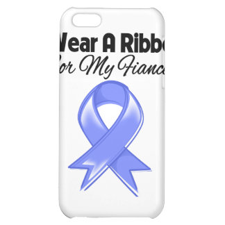 Fiancée - I Wear Periwinkle Ribbon Cover For iPhone 5C