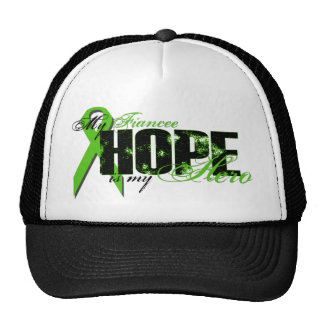 Fiancee My Hero - Lymphoma Hope Trucker Hat