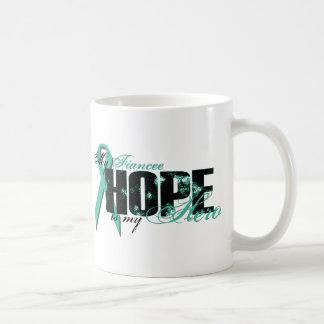 Fiancee My Hero - Ovarian Hope Coffee Mug
