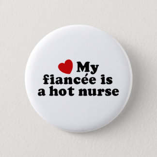 Fiancee Nurse Button