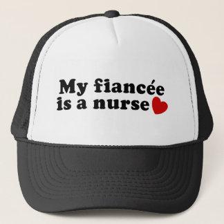 Fiancee Nurse Trucker Hat
