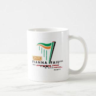 fianna failure classic white coffee mug