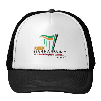 fianna failure mesh hat