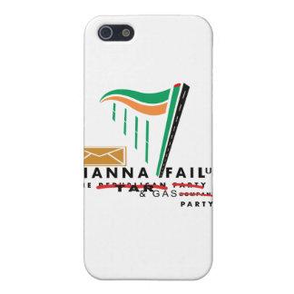 fianna failure iPhone 5 covers