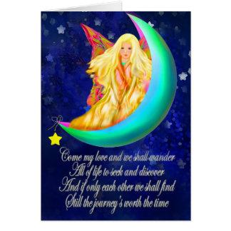 """Fianna's Dream"" Greeting Card"