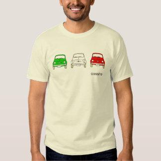 fiat500trio tee shirt