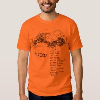 Fiat 126p shirt