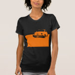 Fiat 500, 1959 - naranja en la camisa oscura