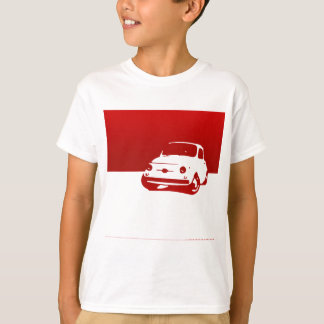 Fiat 500, 1959 - Red on light shirts