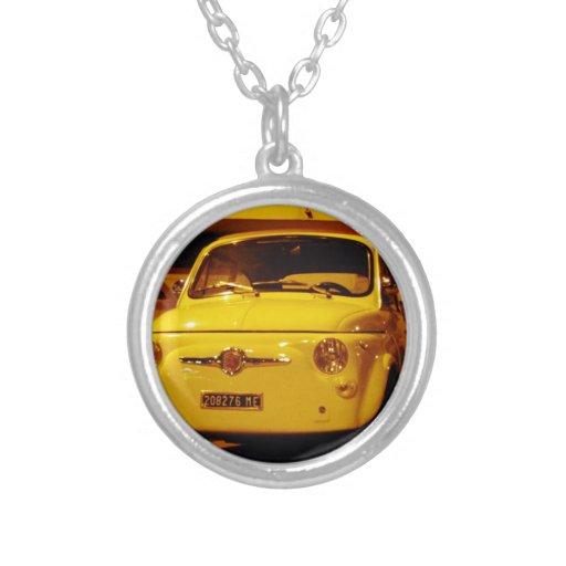 Fiat 500 Abarth. Grimpola