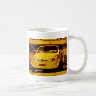 Fiat 500 Abarth. Tazas De Café