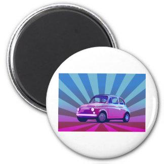 Fiat 500 Bunt Magnet