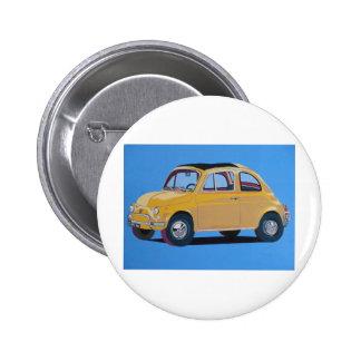 Fiat 500 button