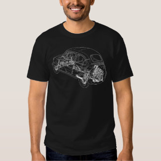 Fiat 500 - cinquecento camisas