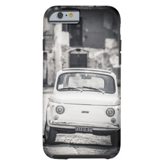 Fiat 500, Cinquecento en Italia Funda Resistente iPhone 6
