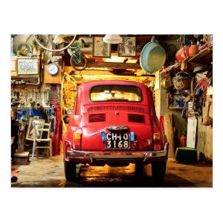 Fiat 500, Cinquecento en Italia Postal