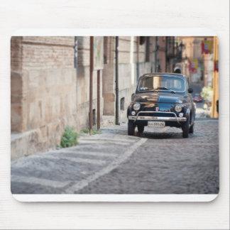 Fiat 500 Cinquecento en Lanciano Alfombrillas De Ratones
