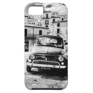 Fiat 500, cinquecento in Italy, classic car gift iPhone SE/5/5s Case