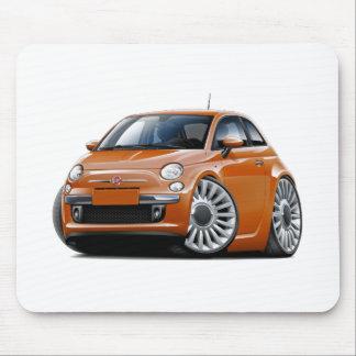 Fiat 500 Copper Car Mouse Pad