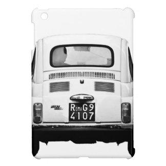 Fiat 500 en Roma Italia iPad Mini Coberturas