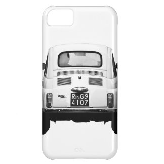 Fiat 500 in Rome, Italy. iPhone 5C Cover
