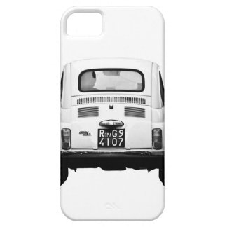 Fiat 500 in Rome, Italy. iPhone SE/5/5s Case