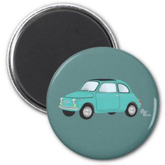 Fiat 500 Magnet
