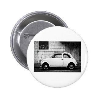 Fiat 500 Roma Pins