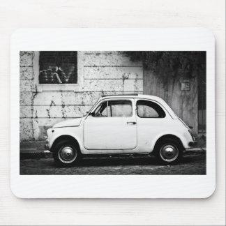 Fiat 500 Roma Tapete De Raton