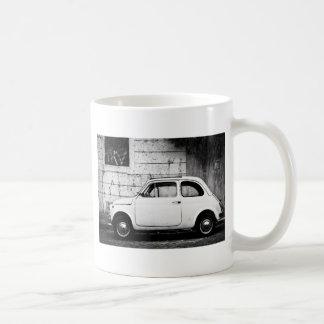Fiat 500 Rome Mugs