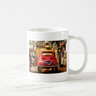 Fiat 500 taza clásica