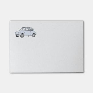 Fiat 500 Topolino Post-it® Notes