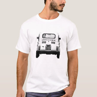 Fiat 500 Vintage clothing T-Shirt