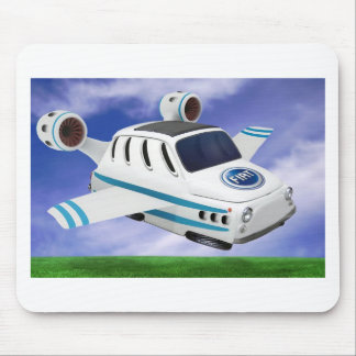 Fiat_Car Mouse Pad