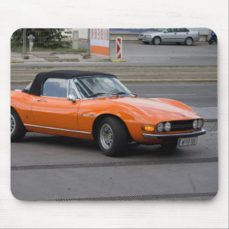 Fiat Dino Spider Mouse Pad