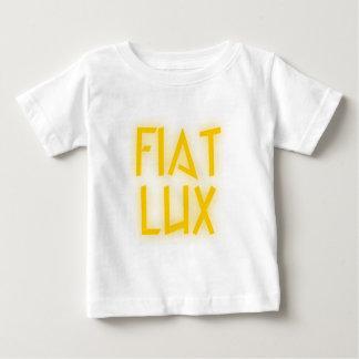Fiat lux t shirt