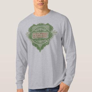 Fiat Money Shirt