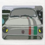 Fiat Mousepad Alfombrillas De Ratones