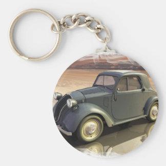 Fiat Topolino Keychain