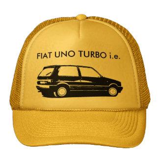 FIAT UNO TURBO GORRA