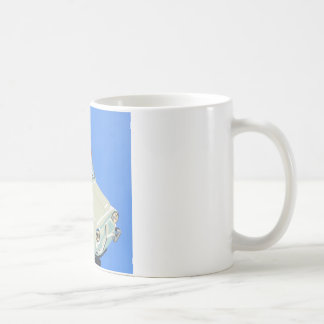 fiat with canape coffee mug