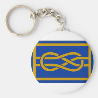 FIAV Secretary General Flag Keychains